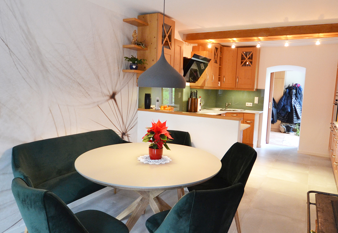 Home-Styling von Wohn-Sinne